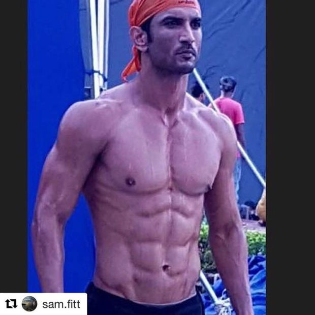 Sushant Singh Rajput Unveiled His Diet Chart For His ...