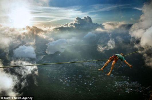 High Wire Adrenaline Junkies