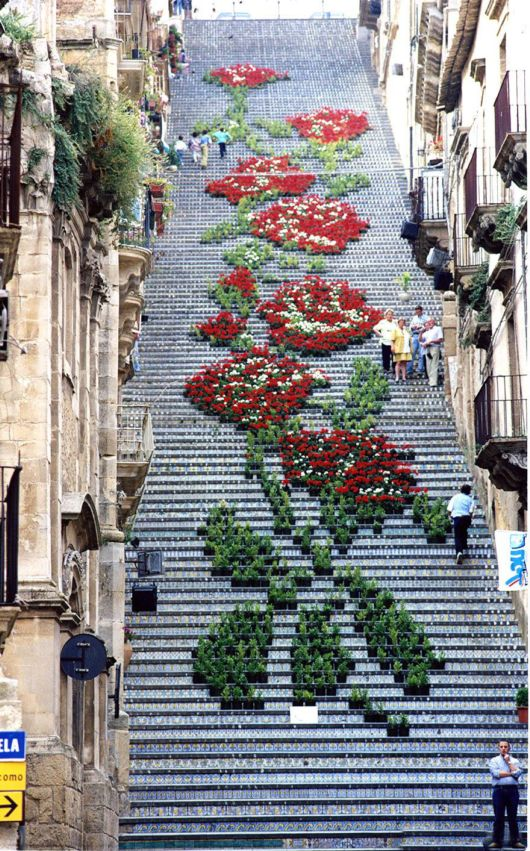 Most Beautiful Steps Around The World