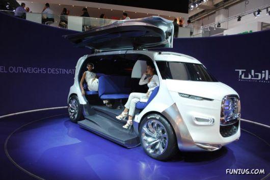 Frankfort International Auto Show 2011