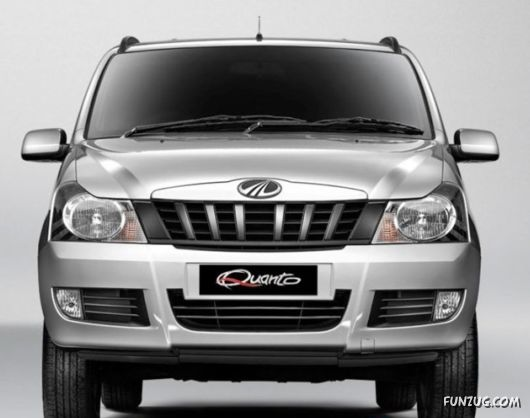 Mahindra Launches Quanto Compact SUV