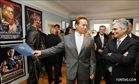 The Schwarzenegger Museum