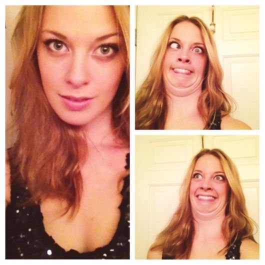 Pretty Girls Making Ugly Faces
