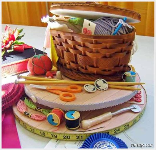 Unusual And Creative Cakes