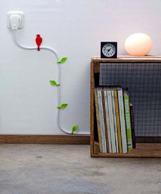 Creative Ways To Hide Ugly Stuff Around The House