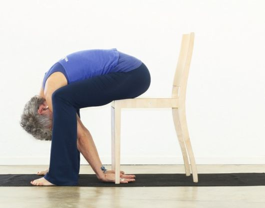 Hips, Shoulders And Spine Exercises You Can Do On A Chair