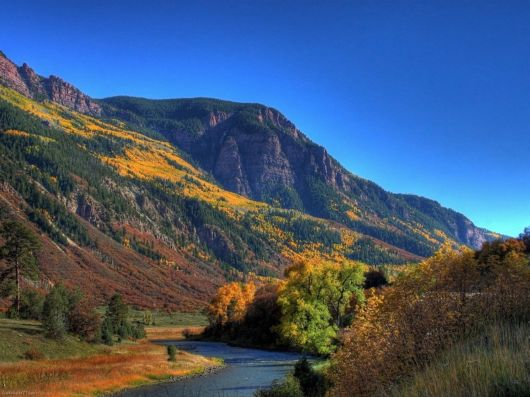 Mountains And Rivers Natural Landscapes