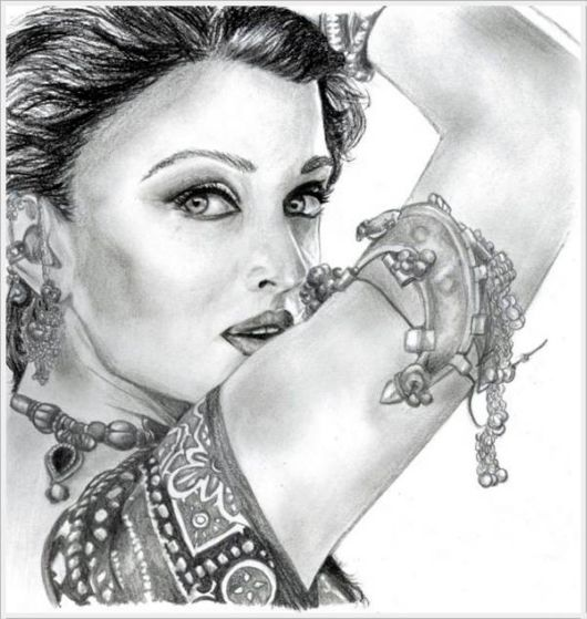 Some Amazing Pencil Drawings