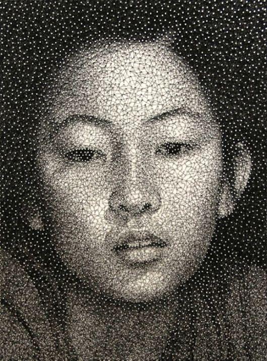 Stunning Portraits By Kumi Yamashita