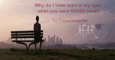When You Were Never Mine