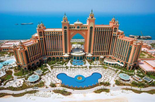 Trip To The Atlantis, The Palm