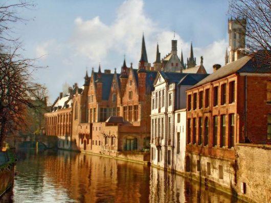 A Trip To Brugge, Belgium