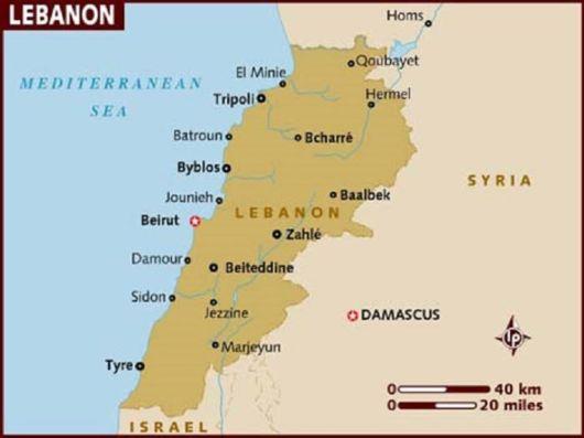 Lets Visit Lebanese Republic