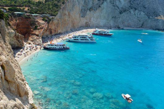 Of Lefkada, Greece