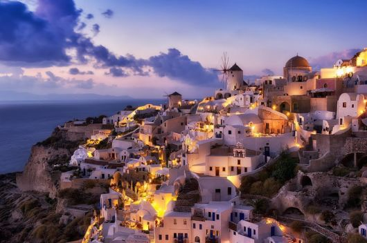 A Night In Greece