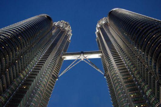 The Petronas Twin Towers, Malaysia