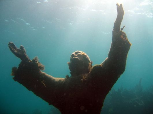 The Christ Of The Abyss