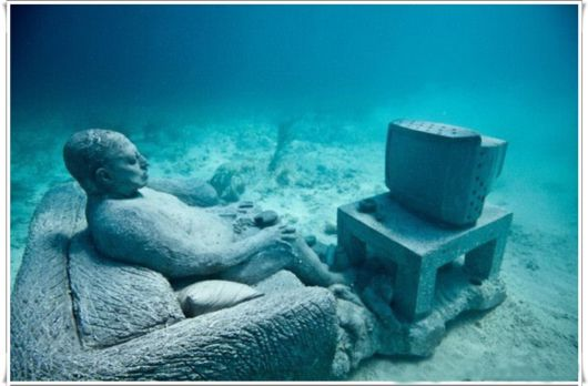 World's Largest Underwater Museum