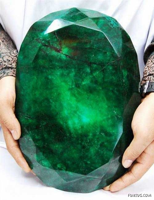 The Worlds Largest Emerald