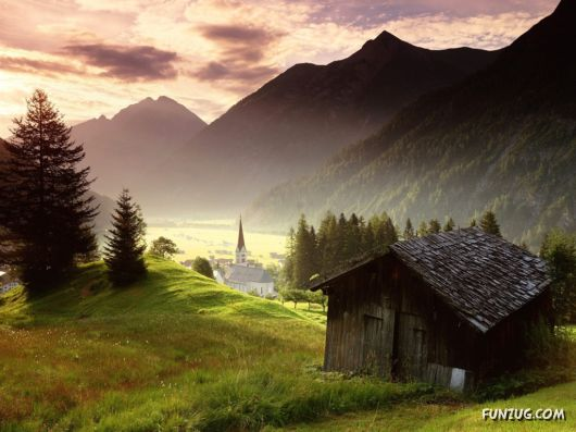 Click to Enlarge - Beautiful Austria Wallpapers
