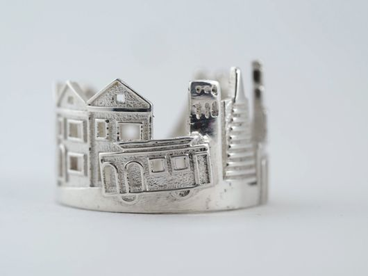 Stunning Architecture Rings Of Your Beloved Cities