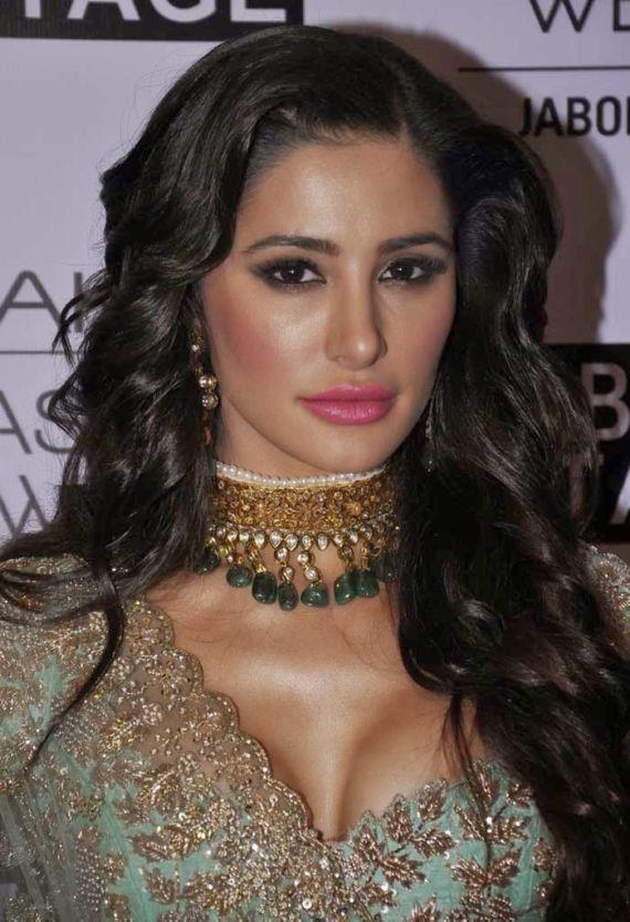Nargis Fakhri Latest Photos In Pink Dress
