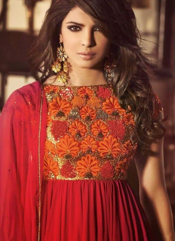 Priyanka Chopra For 'HEROINE' Fashion Label Photoshoot
