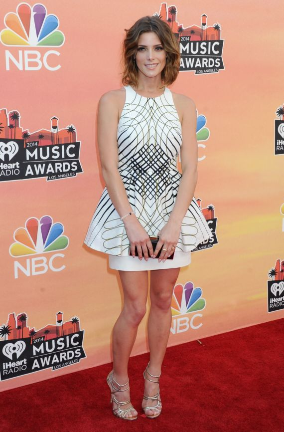 Ashley Greene At iHeart Radio Music Awards
