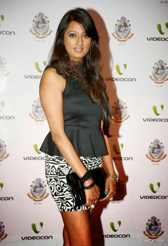 Cute Brinda Parekh Spotted At An Event