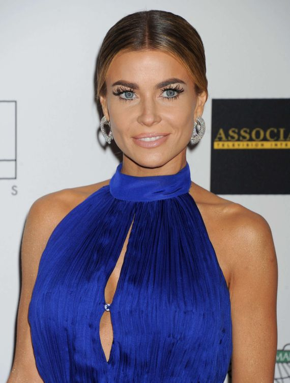 Carmen Electra At Race to Erase MS Gala