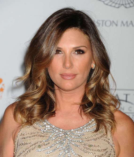Daisy Fuentes At The Race To Erase MS Event