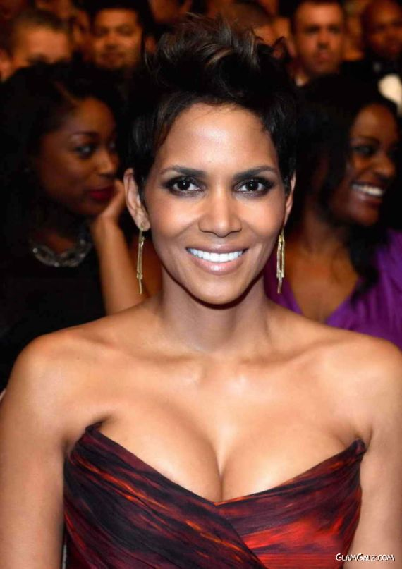 Halle Berry Gracing Up BET Honors Event