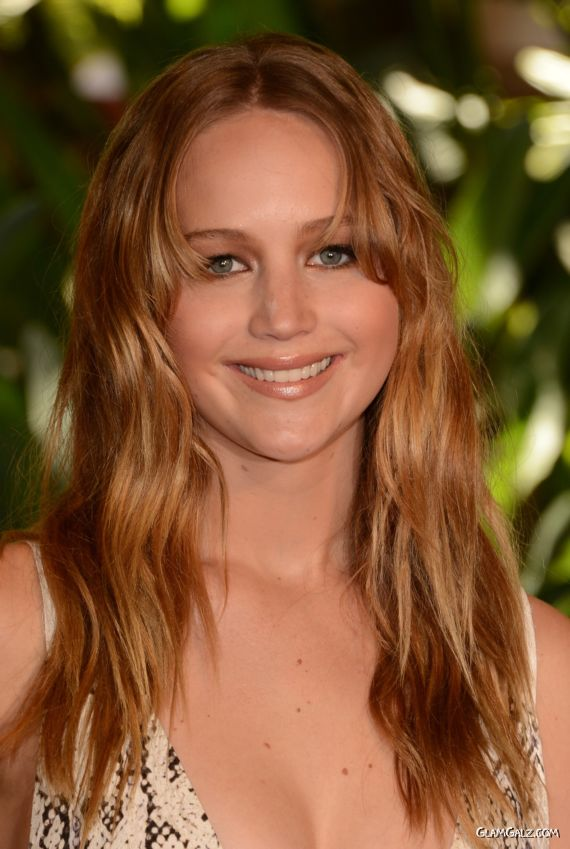 Jennifer Lawrence At The HFP Association