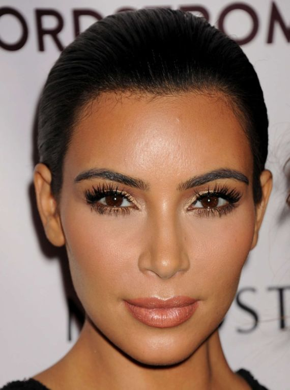 Miss Kardashian At Beauty Festival In LA