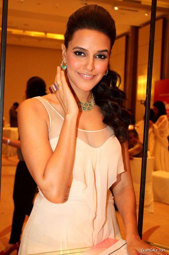 Neha Dhupia At Retail Jewellers India Awards
