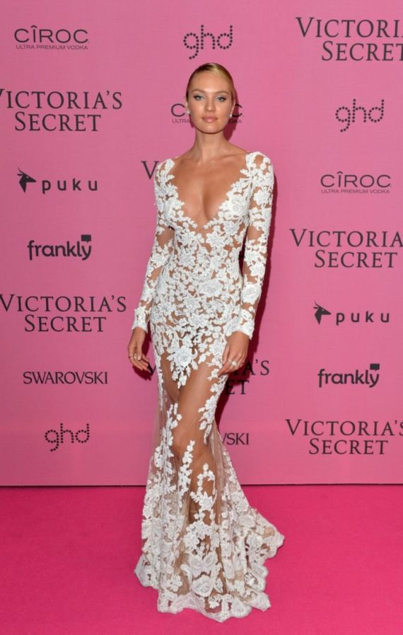 Victoria's Secret After Party 2014 In London