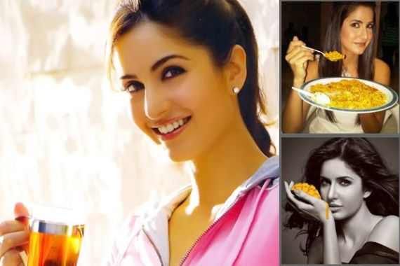 Katrina Kaif Reveals Her Beauty Secrets