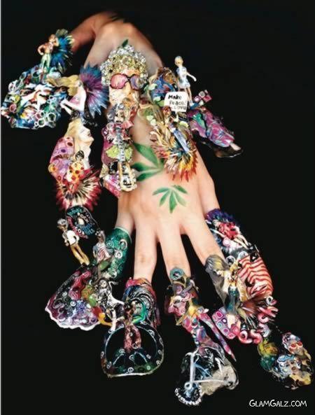 Wonderful Nail Designing Fashion