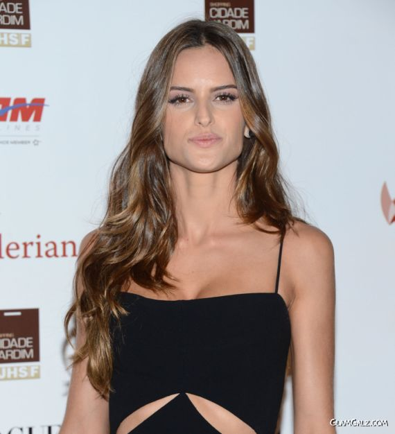 Izabel Goulart At Annual Brazil Foundation Party