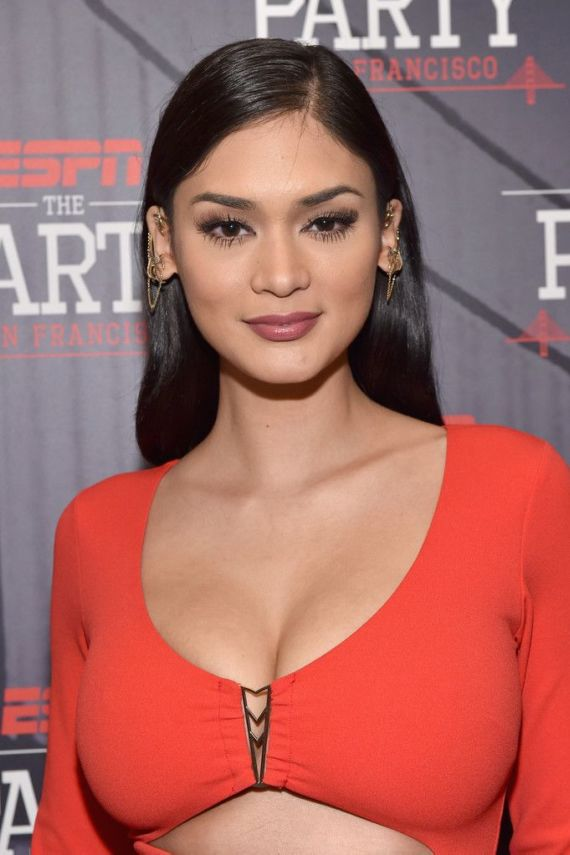 Pia Wurtzbach At Annual ESPN The Party