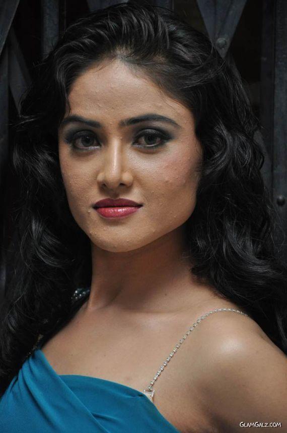 Indian Actress Sony Charishta
