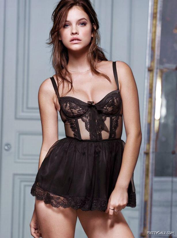 Barbara Palvin For Victoria's Secret Photoshoot