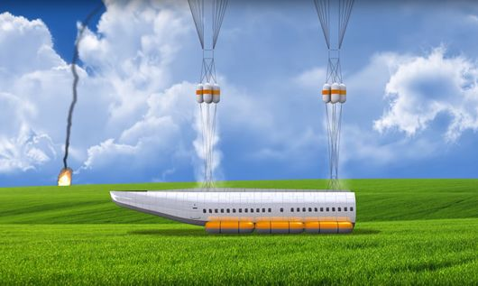 This Special Plane Can Detach Its Cabin In Case Of Emergency