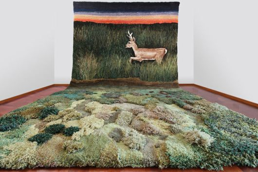 Amazing Fairytale Moss Rugs That Will Turn Your Room Into A Forest